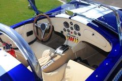 samochodowy stary retro Zdjęcia Royalty Free