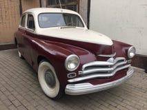 samochodowy stary sowieci Obraz Stock