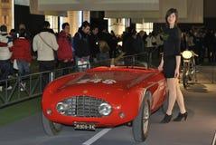 samochodowy stary sport Zdjęcia Royalty Free
