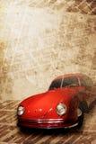 samochodowy stary target1800_0_ Zdjęcia Stock