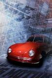 samochodowy stary target1983_0_ Fotografia Stock
