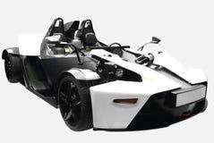 samochodowy szybki futurystyczny Zdjęcia Royalty Free