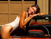 samochodowy target1999_0_ obraz royalty free