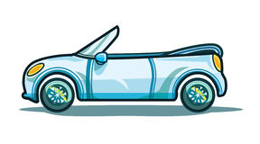 Samochodowy wektor Obraz Royalty Free