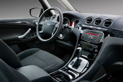 samochodowy wewnętrzny nowożytny Fotografia Stock