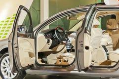 samochodowy wnętrze zdjęcie royalty free
