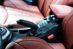 samochodowy wnętrze Fotografia Royalty Free