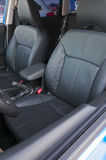 samochodowy wnętrze Zdjęcia Royalty Free