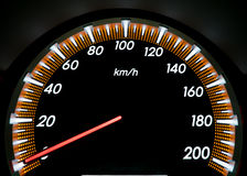 Samochodowy wymiernik Zdjęcie Stock
