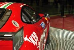 samochodowy wyzwania Ferrari urzędnik obraz royalty free