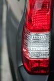 samochodu światła ogon Obraz Stock