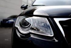 samochodu światło Zdjęcia Royalty Free