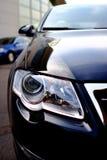 samochodu światło zdjęcie stock