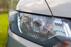 Samochodu Głowy światło Zdjęcia Royalty Free