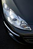 Samochodu głowy światło. Obraz Stock