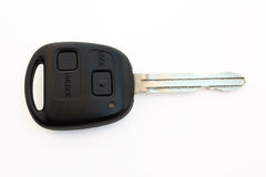 samochodu klucz Zdjęcie Royalty Free