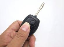 Samochodu klucz Fotografia Royalty Free