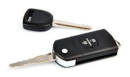 Samochodu klucz Zdjęcie Stock