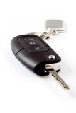 samochodu klucz Zdjęcia Stock