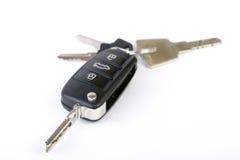 samochodu klucz Fotografia Stock