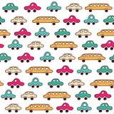 samochodu kolor Obrazy Royalty Free
