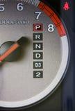 samochodu panel Obraz Royalty Free