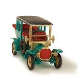 Samochodu przód zabawkarski model Obrazy Stock