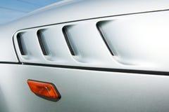 samochodu srebro Obraz Royalty Free