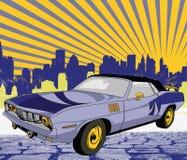 samochodu wektor royalty ilustracja