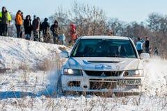Samochodu wiec Fotografia Stock