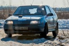 Samochodu wiec Obraz Stock