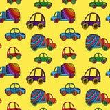 Samochodu wzór ilustracji