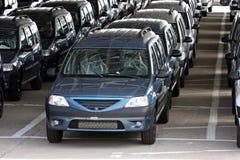 samochody Obraz Stock