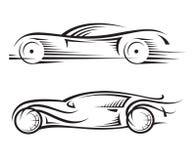 samochody Ilustracja Wektor