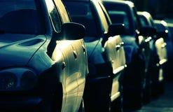 samochody. Obraz Stock