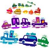 samochody. Obraz Royalty Free