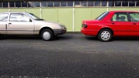 samochody. Zdjęcie Royalty Free