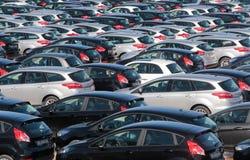 Samochody 057 Obraz Royalty Free