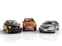 samochody Zdjęcia Stock