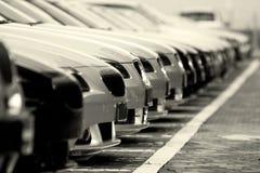 samochody zdjęcie royalty free