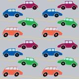 samochody bezszwowi Fotografia Royalty Free