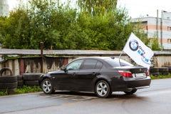 Samochody BMW 5, 3, 6, X3, X5, X6 serie, niemiec Obraz Royalty Free