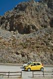 samochody gorge dwa Zdjęcia Royalty Free