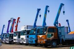 samochody japońscy Fotografia Stock
