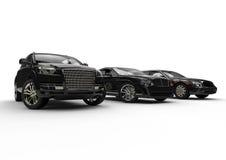 samochody luksusowi Obrazy Stock