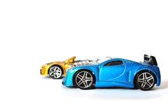 samochody odizolowywający zdjęcia stock