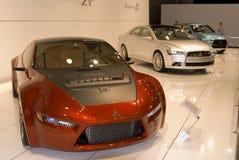 samochody sportowe zdjęcia royalty free