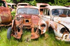 samochody starzy Zdjęcia Stock