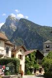 Samoens, Francuscy Alps obrazy stock