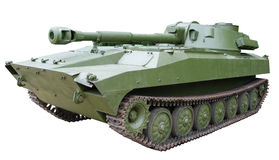Samojezdny opancerzonej artylerii granatnik Obraz Stock